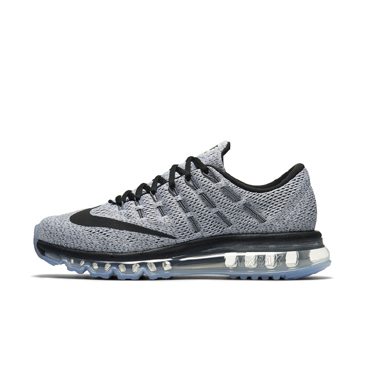 806772 101 Nike Air Max 2016 Women White Black Trainers