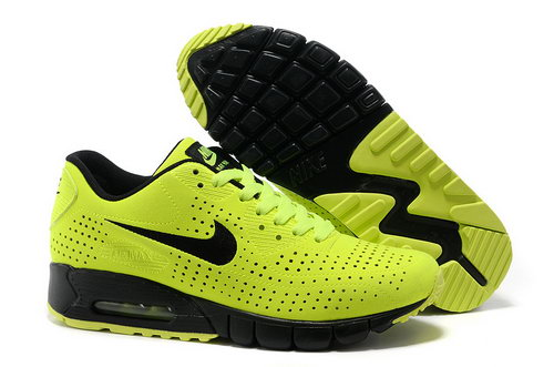Air Max 90 Current Moire Unisex Green Black Running Shoes Review