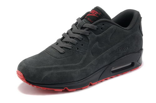 Mens Air Max 90 Vt Black Red Coupon