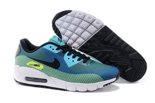 Nike Air Max 90 Jcrd Mens Shoes Green Black White Hot Promo Code