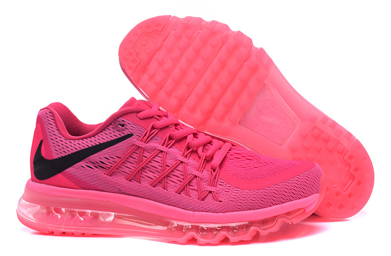 Nike Air Max 2015 Shoes For Women Pink