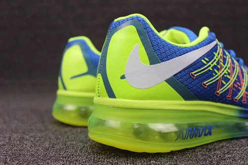 Nike Air Max 2017 Mens Running Shoes Blue Green