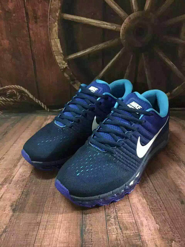 Nike Air Max 2017 Mens Running Shoes Dark Blue