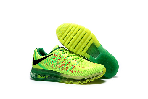 Nike Air Max 2017 Womens Running Shoes Fluorescent green