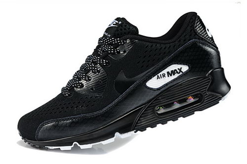 brand new b6fa8 d0e00 Nike Air Max 90 Em Mens Black White Ireland