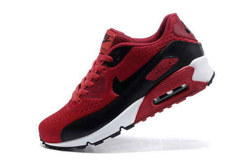 Nike Air Max 90 Em Mens Red Black Factory Outlet