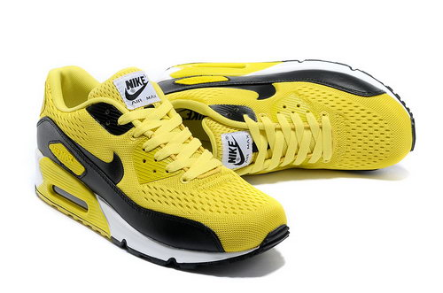 Nike Air Max 90 Em Womens Yellow Black Clearance
