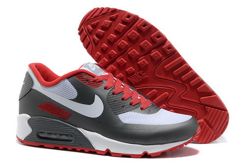 Nike Air Max 90 Hyp Frm Unisex Gray White Running Shoes Australia