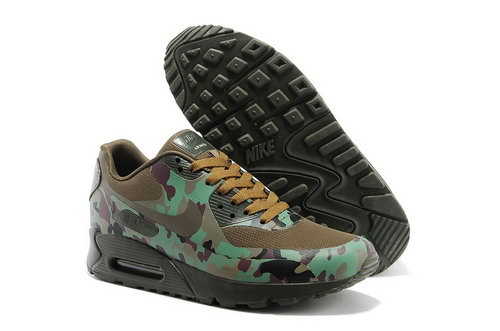 Nike Air Max 90 Hyp Sp Men Camouflage Hiking Shoes Promo Code