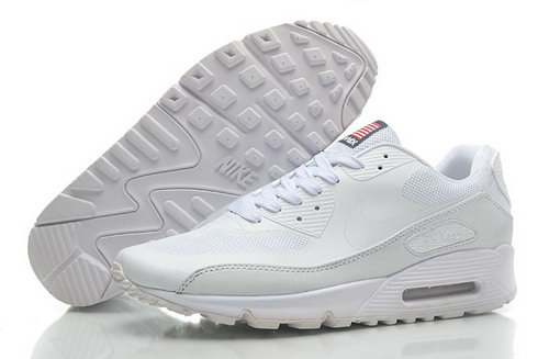 Nike Air Max 90 Hyperfuse Qs Mens Shoes Fur White All Hot On Sale Ireland