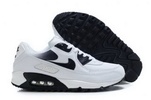 Nike Air Max 90 Mens Shoes White Obsidian Outlet