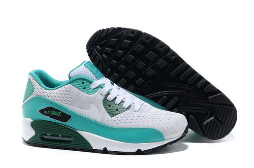Nike Air Max 90 Premium Em Unisex Green Black Running Shoes Factory Store