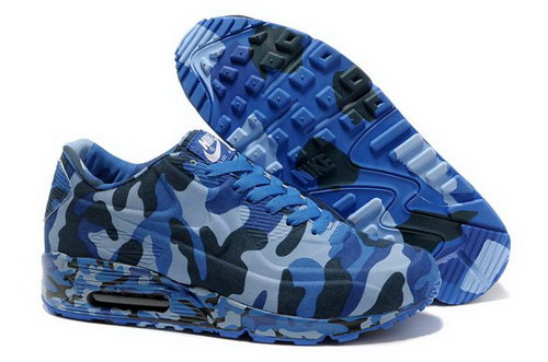 Nike Air Max 90 Vt Mens Shoes Navy Camo Netherlands