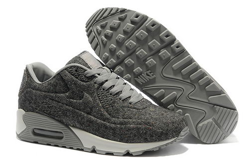 Nike Air Max 90 Vt Unisex Gray White Running Shoes Promo Code