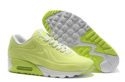 Nike Air Max 90 Vt Unisex Green White Running Shoes Greece