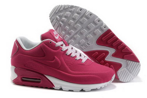 Nike Air Max 90 Vt Womens Shoes Pink White Cheap