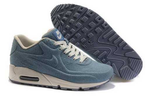 Nike Air Max 90 Vt Womens Shoes Sky Blue White Best Price