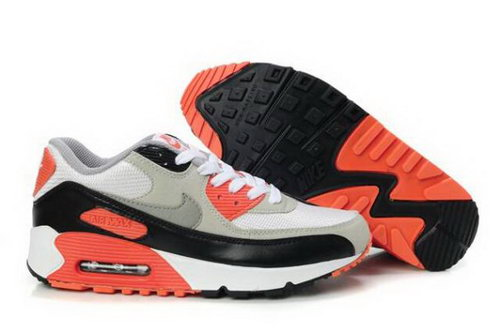 Nike Air Max 90 Womens Shoes Infrared Cheap