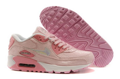Nike Air Max 90 Womens Shoes Light Baby Pink All Special Germany