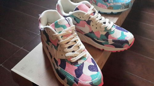 Nike Air Max 90 Womens Shoes Online Colored Purple Pink Japan