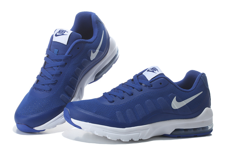 Nike Air Max 95 Mens Shoes Blue White For Sale