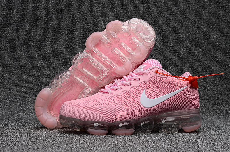 Nike Air VaporMax KPU 2018 Women's Pink White