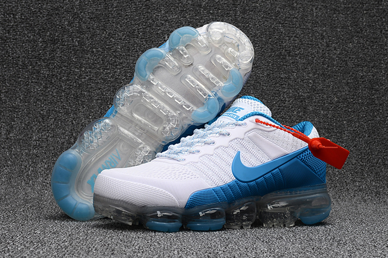 Nike Air VaporMax KPU 2018 Women's White Blue