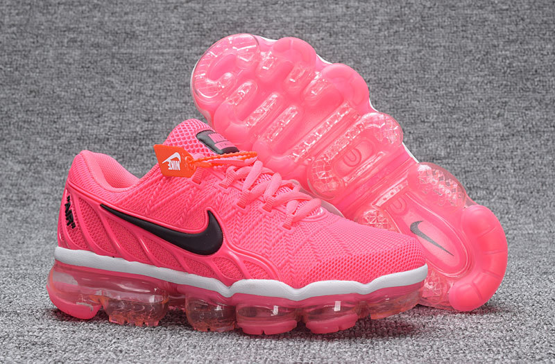 Nike Air VaporMax KPU 2018 Women's Rose Black Onsale