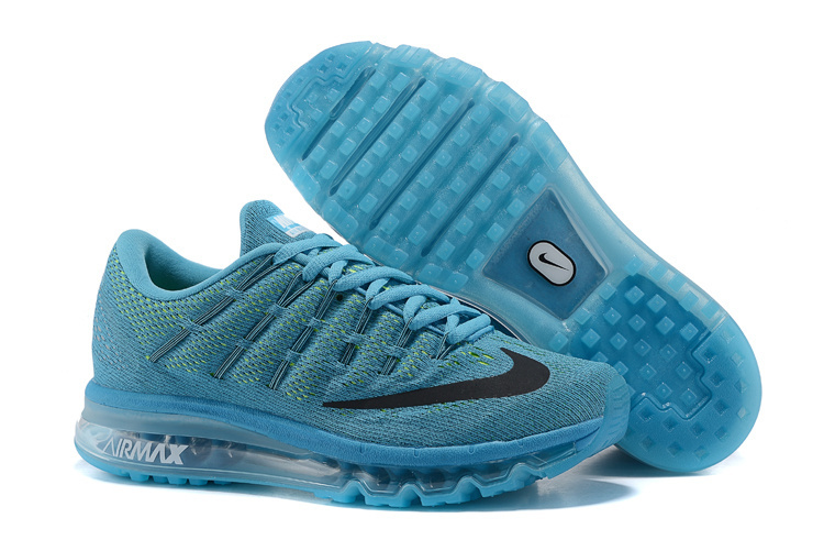 Nike Air Max 2016 806771 309 Blue Lagoon Black Photo Blue For Mens Running Shoes