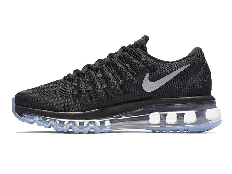 Nike Air Max 2016 806772 001 For Women's Trainers Black White