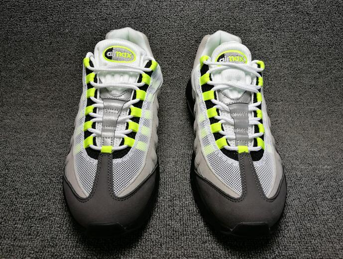 Nike Air Max 95 OG Gray Yellow White