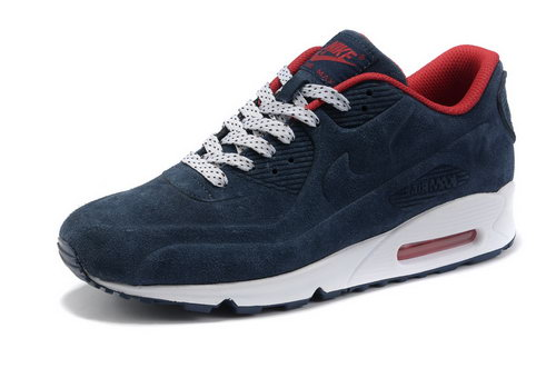 Womens Air Max 90 Vt Blue White Red Outlet