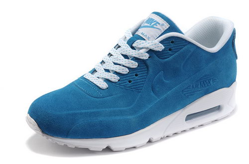 Womens Air Max 90 Vt Blue White Discount