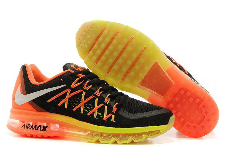 Nike Air Max 2018,Air Max 2018,Air Max 2015 Orange Black Yellow