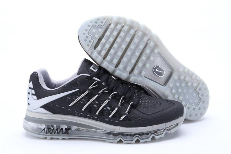Nike Air Max 2015 Grey Black